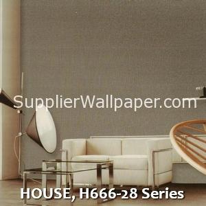 HOUSE, H666-28 Series