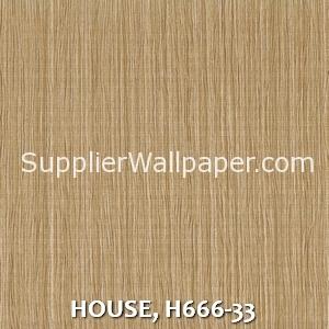 HOUSE, H666-33