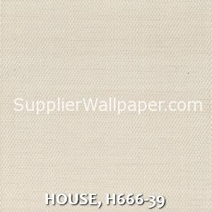 HOUSE, H666-39