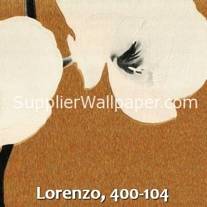 Lorenzo, 400-104