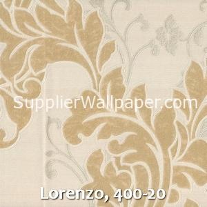 Lorenzo, 400-20