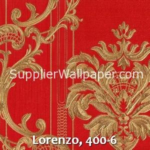 Lorenzo, 400-6
