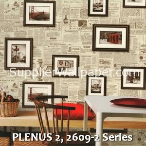 PLENUS 2, 2609-2 Series