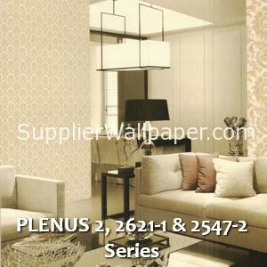 PLENUS 2, 2621-1 & 2547-2 Series
