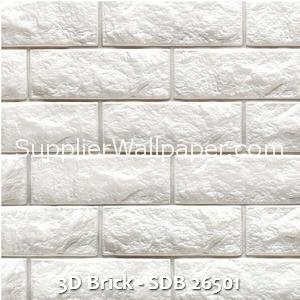 3D Brick - SDB 26501