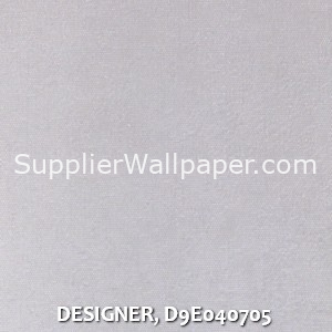 DESIGNER, D9E040705