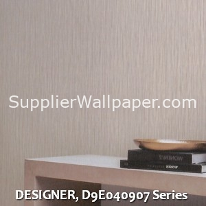 DESIGNER, D9E040907 Series