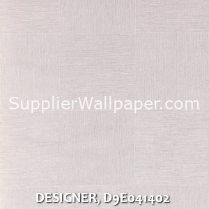 DESIGNER, D9E041402