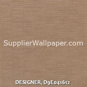 DESIGNER, D9E041612