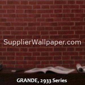 GRANDE, 2933 Series