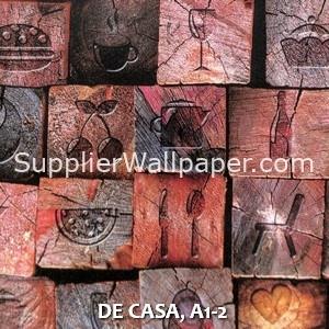 DE CASA, A1-2