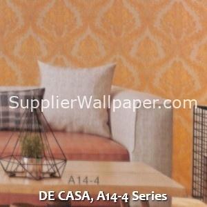 DE CASA, A14-4 Series