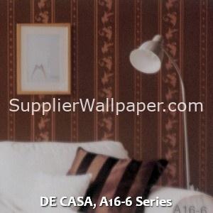 DE CASA, A16-6 Series