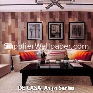 DE CASA, A19-1 Series