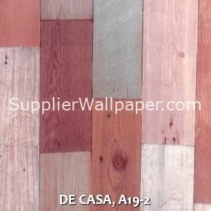 DE CASA, A19-2