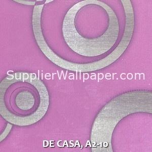 DE CASA, A2-10