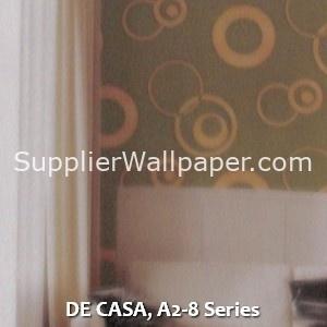 DE CASA, A2-8 Series