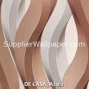 DE CASA, A20-2