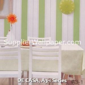 DE CASA, A3-1 Series