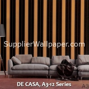 DE CASA, A3-12 Series