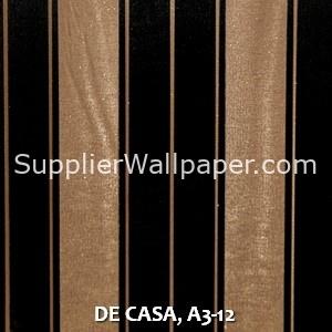DE CASA, A3-12