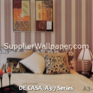 DE CASA, A3-7 Series
