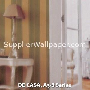 DE CASA, A3-8 Series