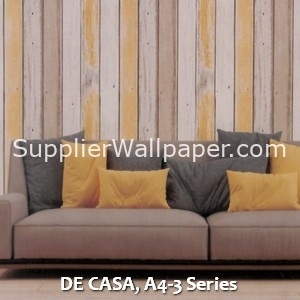 DE CASA, A4-3 Series