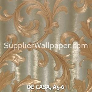 DE CASA, A5-6