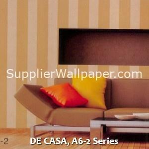 DE CASA, A6-2 Series