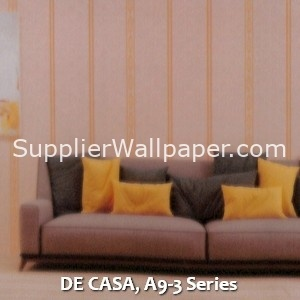 DE CASA, A9-3 Series