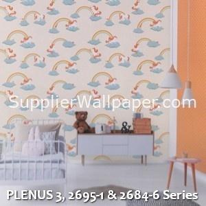 PLENUS 3, 2695-1 & 2684-6 Series