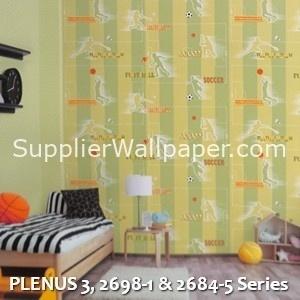 PLENUS 3, 2698-1 & 2684-5 Series