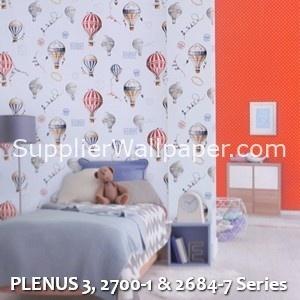 PLENUS 3, 2700-1 & 2684-7 Series