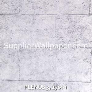 PLENUS 3, 2701-1