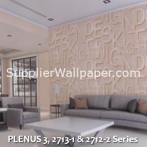 PLENUS 3, 2713-1 & 2712-2 Series