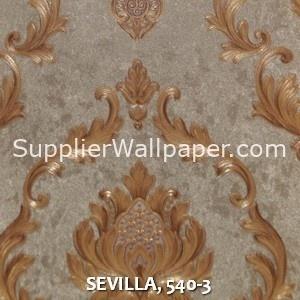 SEVILLA, 540-3