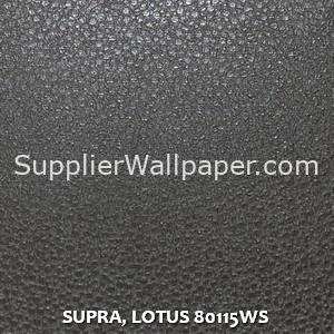 SUPRA, LOTUS 80115WS