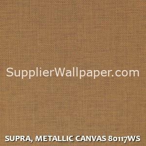 SUPRA, METALLIC CANVAS 80117WS