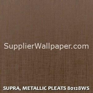 SUPRA, METALLIC PLEATS 80128WS
