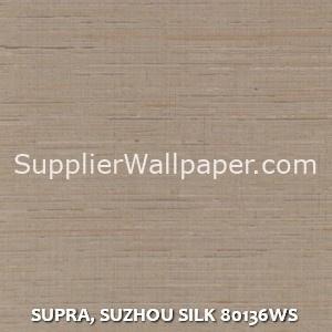 SUPRA, SUZHOU SILK 80136WS