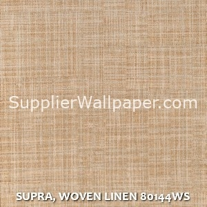 SUPRA, WOVEN LINEN 80144WS