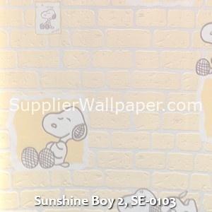 Sunshine Boy 2, SE-0103