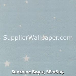 Sunshine Boy 2, SE-0809