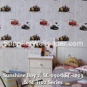 Sunshine Boy 2, SE-0901, SE-1003 & SE-1102 Series