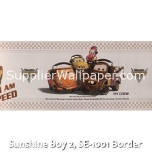 Sunshine Boy 2, SE-1001 Border