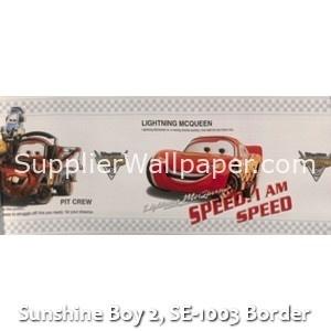 Sunshine Boy 2, SE-1003 Border