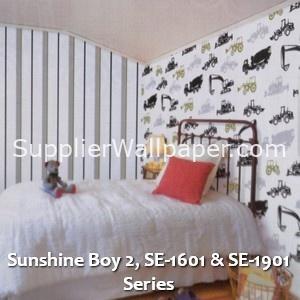 Sunshine Boy 2, SE-1601 & SE-1901 Series