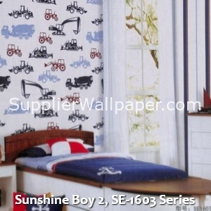 Sunshine Boy 2, SE-1603 Series