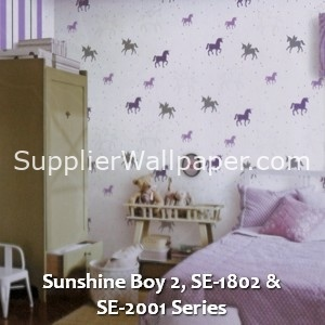 Sunshine Boy 2, SE-1802 & SE-2001 Series
